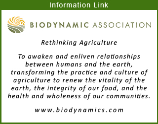 Biodynamic Association USA